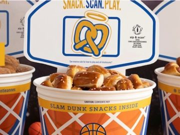 "Auntie Anne's ""Buckets for Buckets"" Sweepstakes"