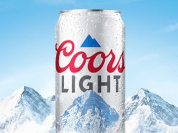 Coors Light Chill at CCMF 2021 Instant Win Game and Sweepstakes (Limited States)
