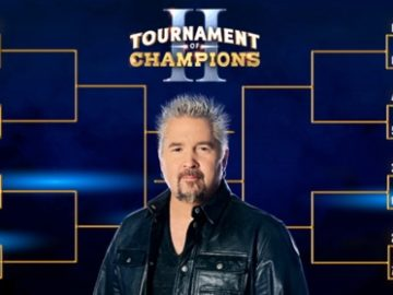 Food Network Tournament of Champions Season 2 Sweepstakes (Twitter)
