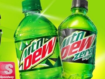 """Mtn Dew & Speedway """"Charge Your Garage"""" Instant Win Game & Sweepstakes"""