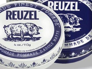 Reuzel Pomades Giveaway