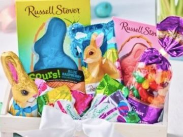 Russell Stover Great Bunny Hunt