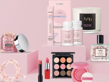 Avon Perfectly Pink Sweepstakes