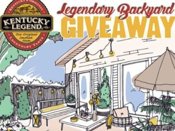 Kentucky Legend Legendary Backyard Giveaway