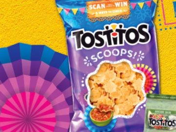 Tostitos 5 Ways To Cinco Sweepstakes (Purchase/Mail-In)