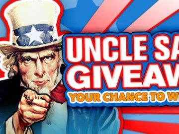 """Cumulus Radio """"Uncle Sam's Giveaway"""" National Contest"""