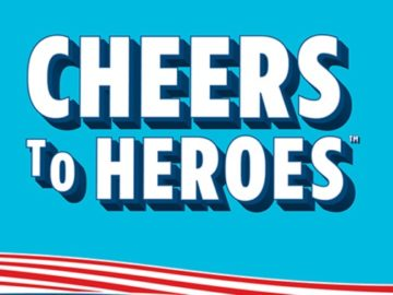 Sparkling Ice Cheers To Heroes Contest