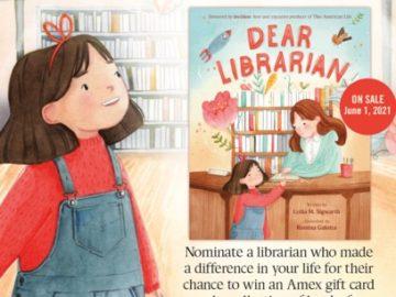 MacMillan Celebrate Your Favorite Librarian