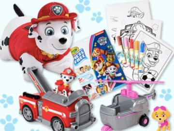 Nick Jr. PAW Patrol Live at Home Watch Party Sweepstakes