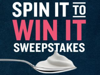 Ratio Protein Dairy Snack Instant Win Game and Sweepstakes