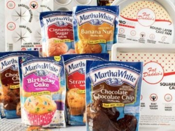Martha White Big Bakery Giveaway
