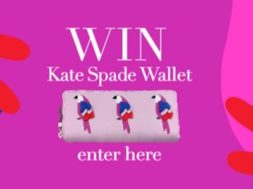 Shop Across Texas Kate Spade Wallet Giveaway