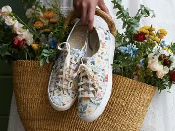 Rifle Paper Co. x Keds Sweepstakes
