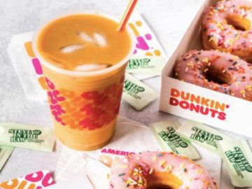 Stevia In the Raw $50 Dunkin' Gift Card Giveaway (Facebook)