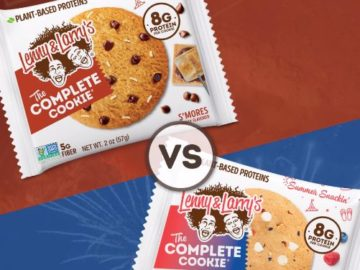 Lenny & Larry's Summer Snackin' Sweepstakes