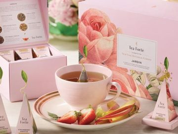 Tea Forté Mother's Day 2021 Giveaway