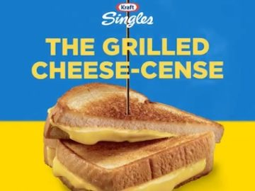Kraft Breathe Cheesy Sweepstakes (Twitter)