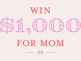 Mother's Day Giveaway 2021 Sweepstakes