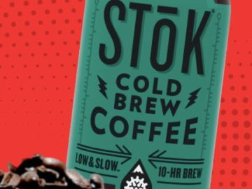 STōK Cold Brew 4/20 Sweepstakes (Food Delivery Workers Only)