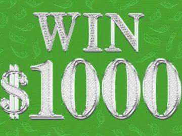 iHeart Radio Listen To Win $1,000 Sweepstakes