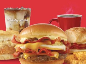 Coca-Cola & Wendy's Free Breakfast for a Year 2021 Instant Win and Sweepstakes