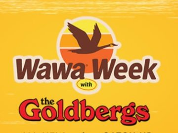 "Wawa's ""The Goldbergs Viewing Kit"" Sweepstakes"