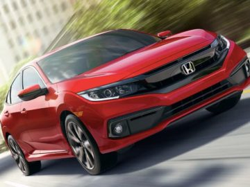 The Honda Civic Tour Sweepstakes