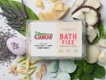 Cabot Creamery Spring Bath Fizz Sweepstakes