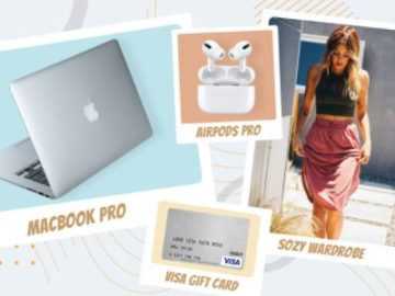 Spring Tech & Home Refresh Giveaway