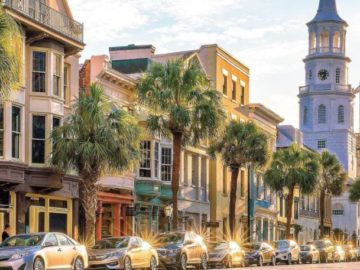 Tanger Outlets Charleston Trip Sweepstakes (Instagram)