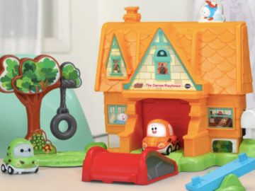 VTech Cory Countdown Sweepstakes