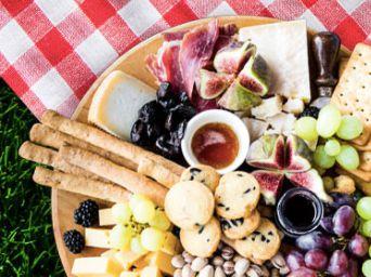 Duraflame Wine & Cheese Night Giveaway