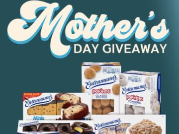 Mother's Day Giveaway with Entenmann's & Visit Myrtle Beach Sweepstakes