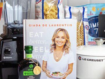 Giada's Eat Better, Feel Better Sweepstakes