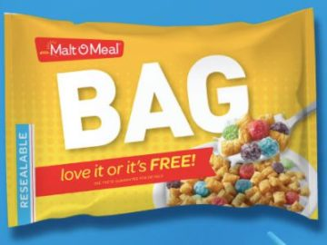 Malt-O-Meal Mom's Got it in the Bag Sweepstakes (Photo or Video)