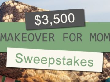 Makeover for Mom Sweepstakes