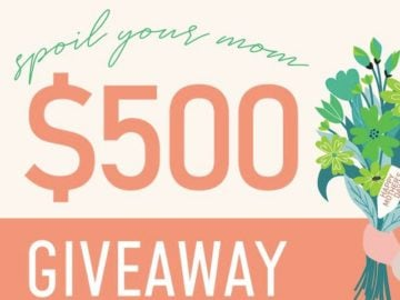 Extended Stay America's Mothers Day Giveaway