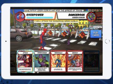 Marvel Hero Tales iPad Giveaway