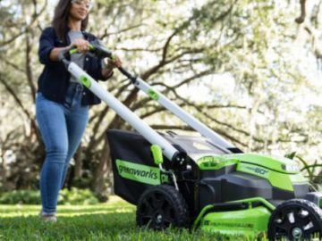 Greenworks Ultimate Yard Giveaway