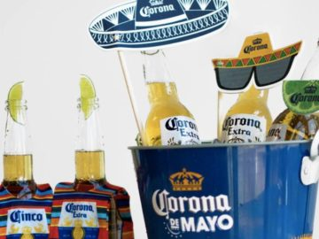 The Corona Cinco Instant Win Game/Sweepstakes
