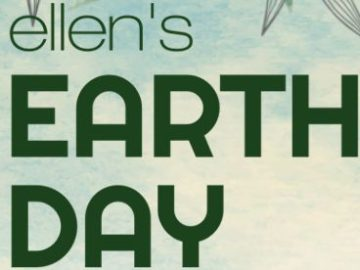 Ellen's Earth Day Show Giveaway