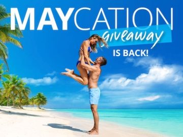 Sandals Maycation Sweepstakes
