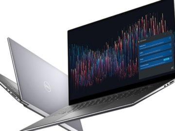 Dell Precision 5750 Giveaway