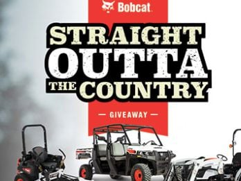 Bobcat Straight Outta the Country Giveaway