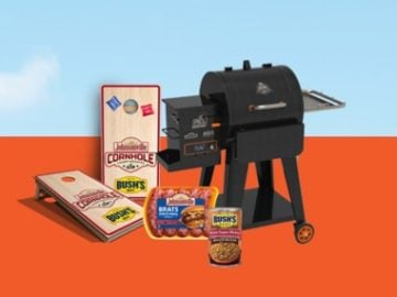The Johnsonville Best of the Backyard Sweepstakes