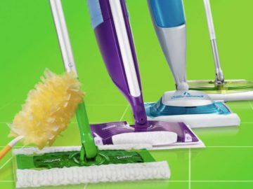 The Dodo X Swiffer The Messy's Sweepstakes (Photo)