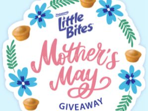 Entenmann's Little Bites Mother's May Giveaway