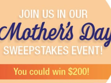 HealthyChildren.org 2021 Mother's Day Sweepstakes