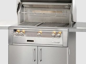 BBQGuys $7,500 Luxury Gas Grill Giveaway