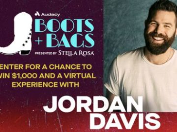 Audacy ADC Country Boots and Bags Sweepstakes